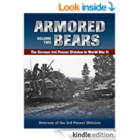 Armored Bears: Vol. 2, The German 3rd Panzer Division in World War II