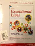 img - for Exceptional Lives: Special Education in Today's Schools, Student Value Edition Plus NEW MyEducationLab with Pearson eText -- Access Card Package (7th Edition) book / textbook / text book