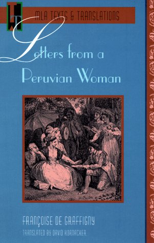 Letters from a Peruvian Woman Texts  Translations087358841X