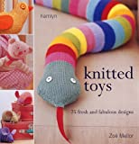 The Craft Library: Knitted Toys: 25 Fresh and Fabulous Designs