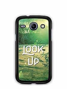 YuBingo Look Up Designer Mobile Case Back Cover for Samsung Galaxy Core