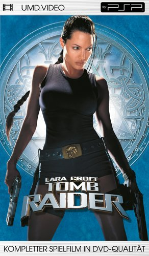 Lara Croft: Tomb Raider [UMD Universal Media Disc]