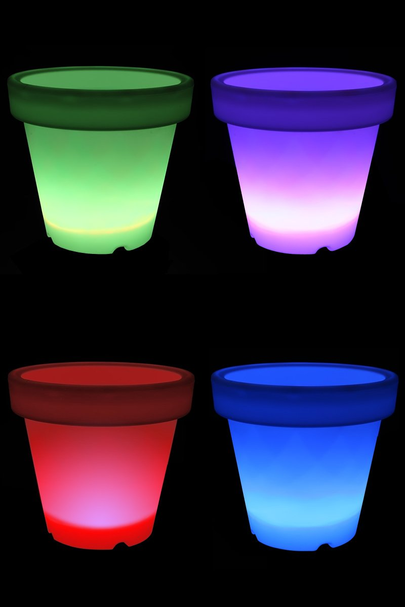 Pot Lumineux Led