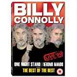 Billy Connolly - One Night Stand/Down Under [DVD]by Billy Connolly