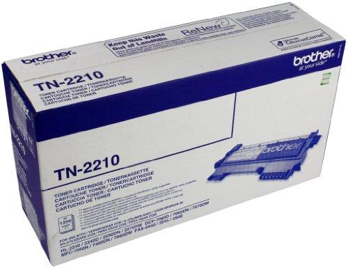 Brother-TN-2210-Tonerpatrone-schwarz-fr-Laserdrucker-HL-2240-2240D-2250DN-2270DW