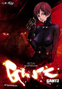Gantz - Aftershocks (Vol. 3)