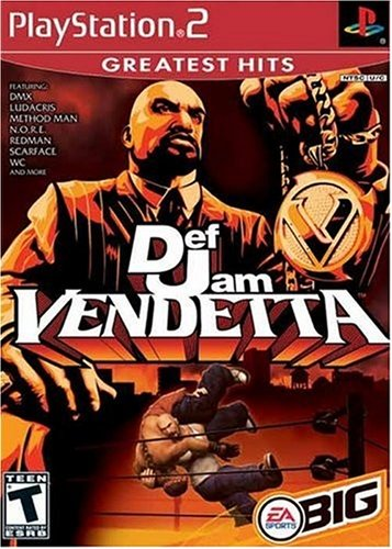 510STZHESPL Cheap Price Def Jam Vendetta