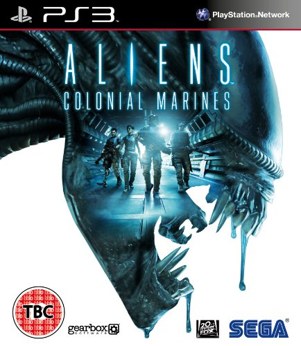 Aliens: Colonial Marines (PS3).