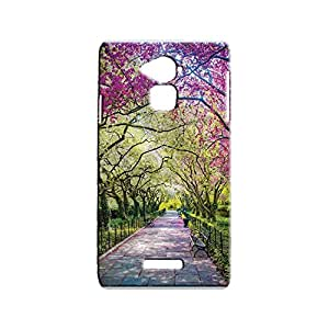 G-STAR Designer Printed Back case cover for Coolpad Note 3 - G2558