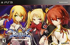 BlazBlue: Chrono Phantasma Limited Edition - PlayStation 3