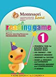 MontessoriHOME Real E-FUN The Reading Game