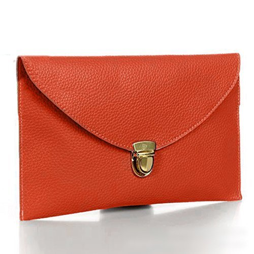 imayson-womens-envelope-clutch-handbag-shoulder-sling-bagred