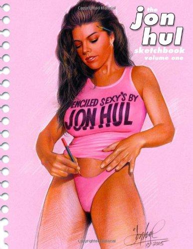 The Jon Hul Sketchbook, Vol. 1