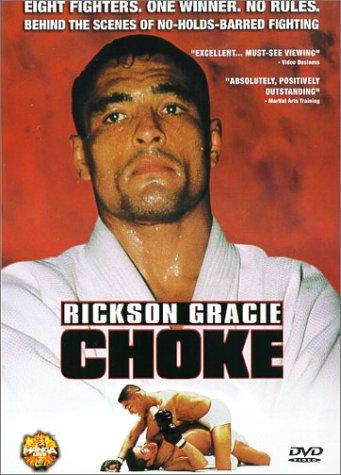 Rickson Gracie: Choke [DVD] [Import]