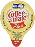 Coffee-mate Coffee Creamer, Original Liquid Singles, 0.375-Ounce Creamers (Pack of 180)