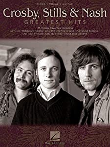 "Cover of ""Crosby, Stills and Nash: Greate..."
