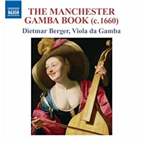 "The Manchester Lyra-Viol Manuscript, ""The Manchester Gamba Book"": The First Tuning: No. 12. The Nightingale (R.S.)"