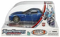 Transformers Alternators Corvette Autobot Tracks