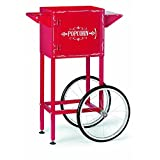 Waring WPM40TR Popcorn Maker Trolley, Red