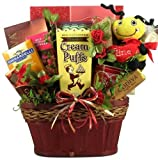 Love Bug, Valentine's Day Gift Basket To Say Bee Mine