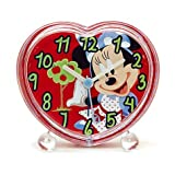 Disney Minnie Mouse - Childrens Alarm Clock For Kids