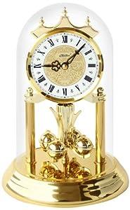 Haller 821 080 orologio a pendolo da tavolo in stile classico casa e cucina - Orologio a pendolo da tavolo ...