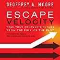 Escape Velocity: Free Your Company's Future from the Pull of the Past (       UNABRIDGED) by Geoffrey A. Moore Narrated by Rick Adamson