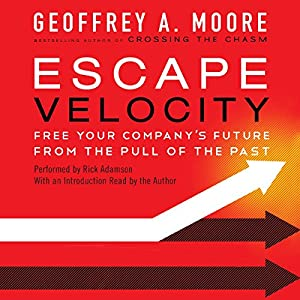 Escape Velocity Audiobook