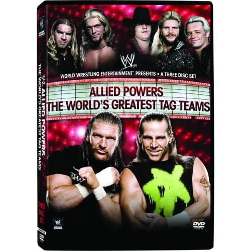 Tag Teams DVD