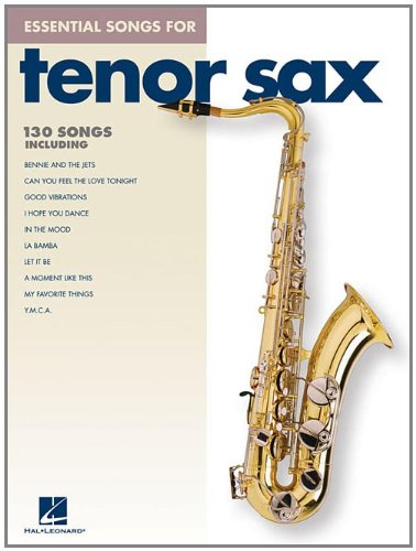 Essential Songs for Tenor Sax