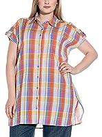 Fiorella Rubino Camisa Mujer (Multicolor)