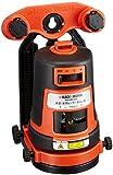 ブラックアンドデッカー(BLACK+DECKER) 垂直・水平レーザー オレンジ BDL310S