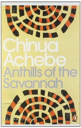 Anthills of the savannah critical essays on oedipus