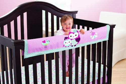 Summer Infant Crib Hugger, Who Loves You (Discontinued by Manufacturer)