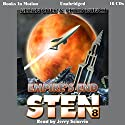 Empire's End: Sten, 8 Hörbuch von Allan Cole, Chris Bunch Gesprochen von: Jerry Sciarrio