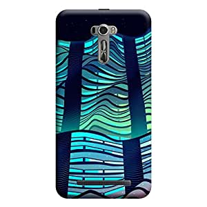 CaseLite Premium Printed Mobile Back Case Cover With Full protection For Asus Zenfone 2 Laser ZE601KL (Designer Case)