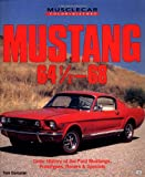 Mustang 1964 1/2-1968 (Muscle Car Color History)