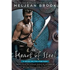 Heart of Steel by Meljean Brook