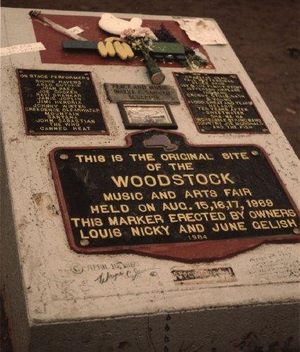 The More Things Change -- A Woodstock Memoir