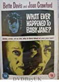 Whatever Happened To Baby Jane? [DVD]
