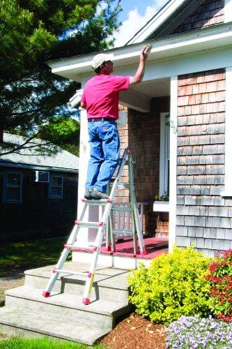 Vulcan Ladder Usa Es 17t11g1 Multi Task Ladder Hardware