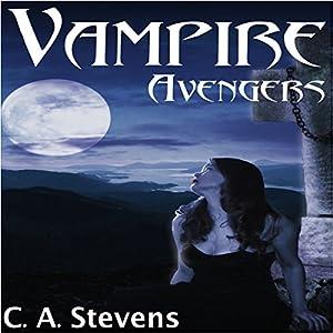 Vampire Avengers Audiobook