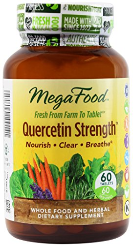 Megafood Quercetin Strength Tablets, 60 Count