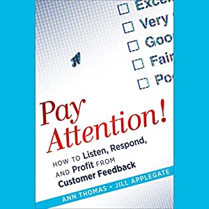 Pay Attention! Audiobook