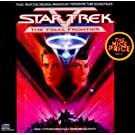 Star Trek V: The Final Frontier (Original Score)