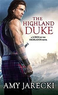 Book Cover: The Highland Duke