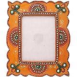 Rekha Art Wooden Photo Frame (11.5 Cm X 1 Cm X 10 Cm, P 71)