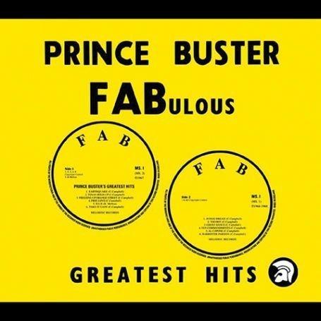 Prince - Prince Buster - Fabulous Greatest Hits [Diamond Range] - Zortam Music