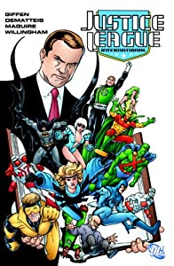 Justice League International, Vol. 2 Keith Giffen, J.M. Dematteis and Kevin MaGuire
