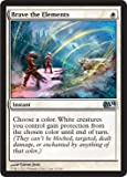 Magic: the Gathering - Brave the Elements (10/249) - Magic 2014 - Foil